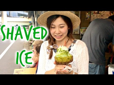 Japanese Shaved Ice: A Must Go Tokyo Local Shop For Summer | 昔ながらのかき氷