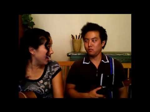 My Time With You- Kina Grannis and David Choi (live version)