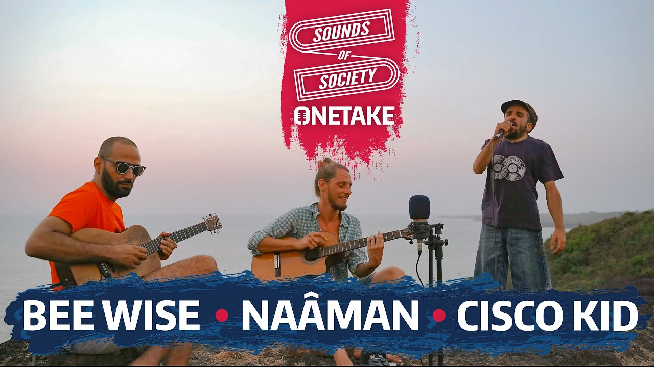 Naâman, Cisco Kid, Beewise - Know The Sunset | S2 EP3 | Sounds Of Society
