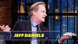 Jeff Daniels Yelled at an Audience Member Who Fell Asleep During His Play