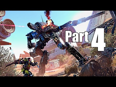 The Surge Gameplay Walkthrough Part 4- Research & Development (XBOX ONE Gameplay)