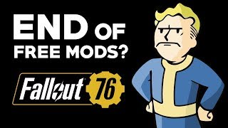 FALLOUT 76 LEAK: There Will Be NO EXTERNAL MODS only CREATION CLUB