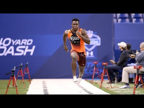 Phillip Dorsett Clocks Rapid 40-yard Dash Time