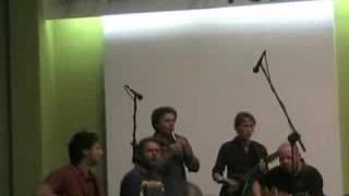 Modena City Ramblers - I cento passi (acustica) a Formigine