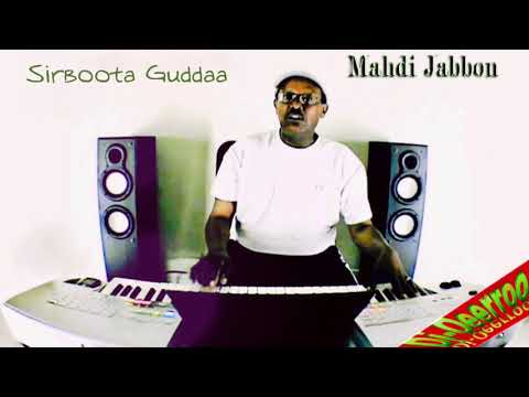The Best Oromo Music*** MAHADI JABBON - Greatest Hits Part. One [Sirboota Oromo]