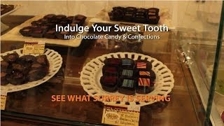 Food With Thought | Into Chocolate Candy & Confections