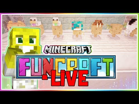 Collecting Disney Hats LIVE - Funcraft (Finished)