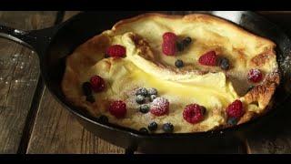 Pancakes 101: German Pancakes