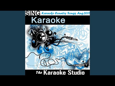 I Play the Road (In the Style of Zac Brown Band) (Karaoke Version)