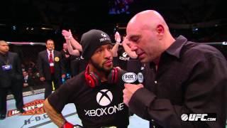 UFC on FOX 9: Demetrious Johnson Post-Fight Interview