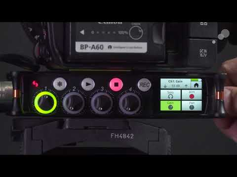 At the Bench: Recording with the Sound Devices MixPre Series