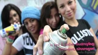 Women Street Artists of Latin America: an interview with Rachel Cassandra & Lauren Gucik