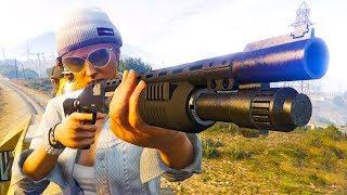 Mit diesem TRICK greift dich NIEMAND in GTA Online an!