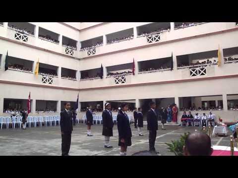 Investiture Ceremony 2013 of Modern Indian School, Kathmandu