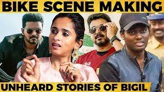 Producer பணத்த Atlee Over-ah செலவு பண்ணுறாரா? - Archana Kalpathi Replies to Criticisms   Bigil