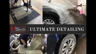 Auto Detailing & Paint Correction - Acura RDX Ultimate Detailing by RS AUTO SPA