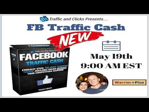 Facebook Traffic Cash Review - Tyler Pratt
