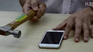 Nano Soft Explosion-proof Membrane Screen Protector Application Tutorial and Testing
