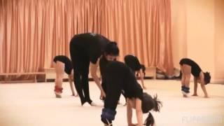Художественная гимнастика в г. Астана.