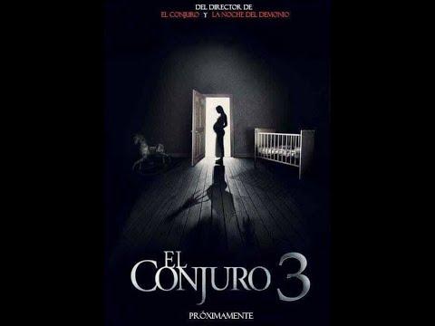 El Conjuro 3 El Diablo Me Obligo Hacerlo 2021 Espanol Elconjuro3 Horrormovies Cineseriesfan Youtube