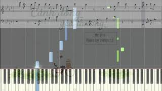 Cánh Đồng Yêu Thương (Mr.Siro) - Cover + Sheet Piano - Piano Tutorial