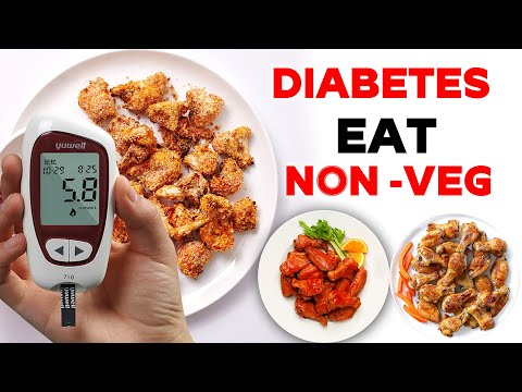 How to include Non Veg in Diabetic Diet | Should Sugar Patients avoid Eggs | Health and Beauty