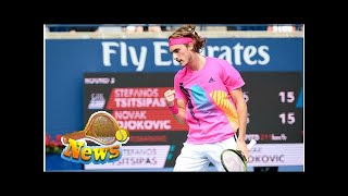 Stefanos Tsitsipas comments on controversial Alexander Zverev's quotes