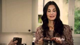 Cougar Town - You can't eat love