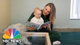 Raised In Prison: How Incarcerated Mothers Parent Their Babies Behind Bars | NBC News