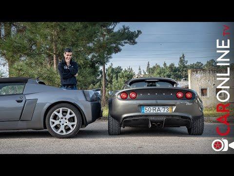 POTÊNCIA é TUDO? | OPEL Speedster vs LOTUS Elise [Review Portugal]