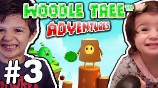 WOODLE TREE ADVENTURES #3 - Gameplay Comentado em Português PT-BR