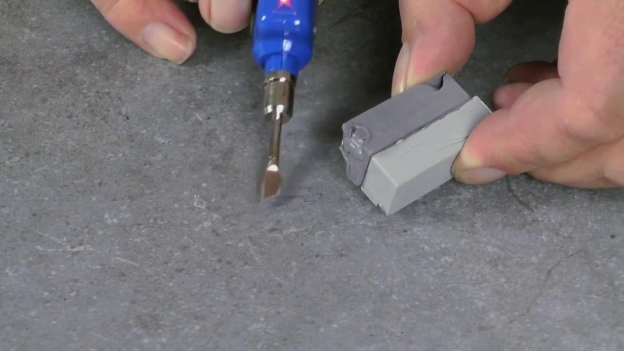 tile repair kit how to repair a chipped tile