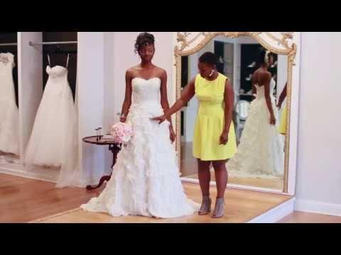 Wedding Dress Silhouette: A-Line
