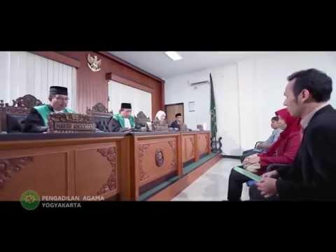 Tata cara berperkara di Pengadilan Agama