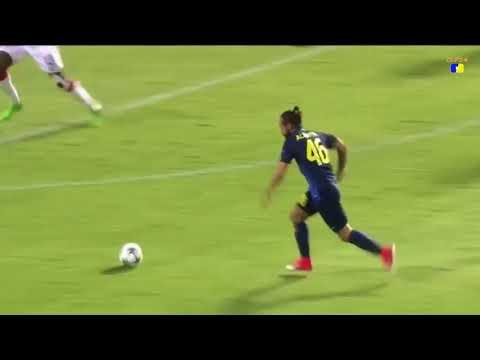 APOEL FC - Slavia Prague 2-0 - Second goal Stathis Aloneftis (different speakers)