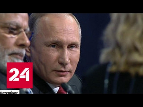Путин рассказал, как
