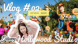 "Pinkoko Vlog 02  2018Дё‹И»ЄГљ""ХїЄЕё«Е°јД№ђЕ»ЕҐЅХЋ±Е«ћИ¦†  Christmas in Disneyland Hollywood   Happy New Year"