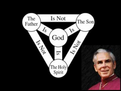 Fulton Sheen - The Blessed Trinity