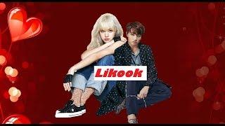 """[BTS] [BlackPink] Клип Лиса и Чонгук """"Будь со мной"""""""