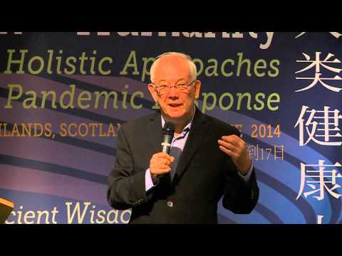 Humans, Diseases and Wholeness - Prof W. Brian Arthur