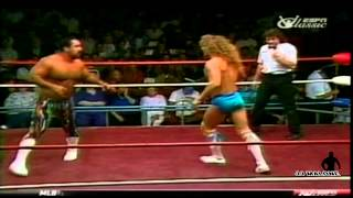 """Conan"" Chris Walker / Steve Simpson vs Kris Stryker / Tony George"