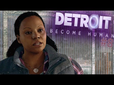 Detroit Become Human - T H I C C  #8 (Let's Play)
