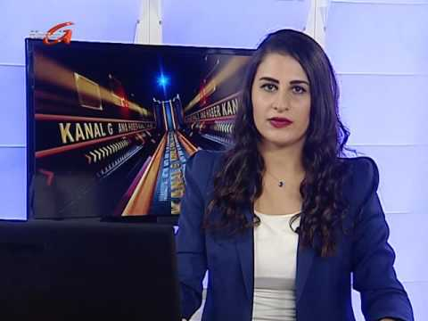Kanal G Ana Haber   01.10.2016