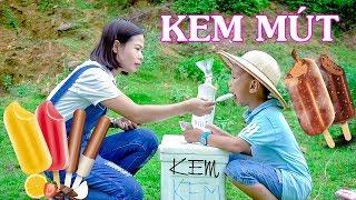 Trò Chơi Bé Đi Bán Kem Mút ❤ BonBon TV ❤ Trò Chơi Bán Kem