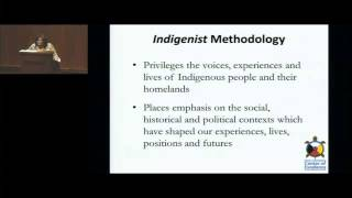 Use of Indigenous/Indigenist Research Methodologies thumbnail