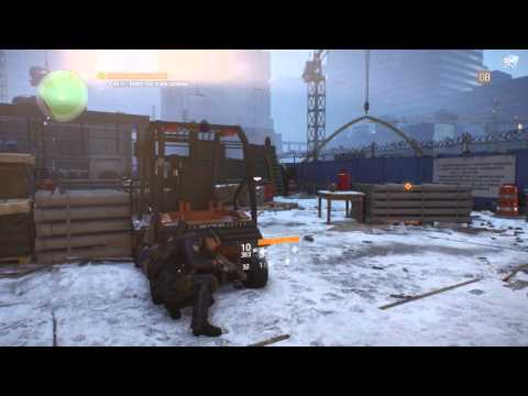 Tom Clancy's The Division Hudson Refugee Camp - Neutralize M