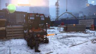 Tom Clancy's The Division Hudson Refugee Camp - Neutralize Martinez Walkthrough