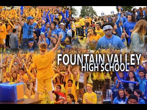 Fountain Valley High School 2015 || We Are Barons