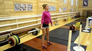 Программа упражнений для женщин | Тренажерный зал для девушек.