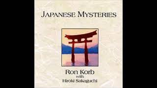 Cover images Japanese Mysteries - Ron Korb with Hiroki Sakaguchi